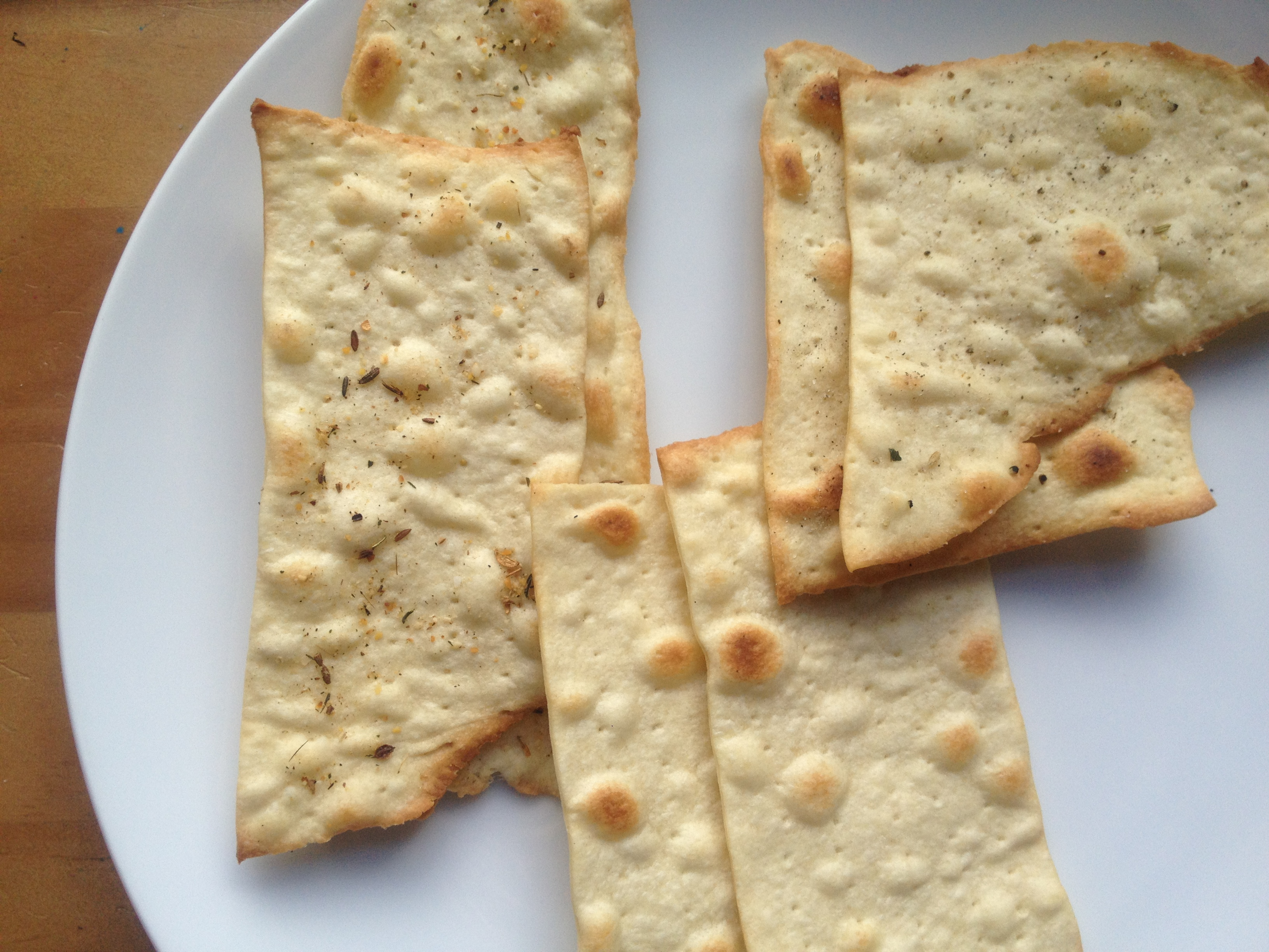 Homemade Matzo Meal Recipe — Dishmaps
