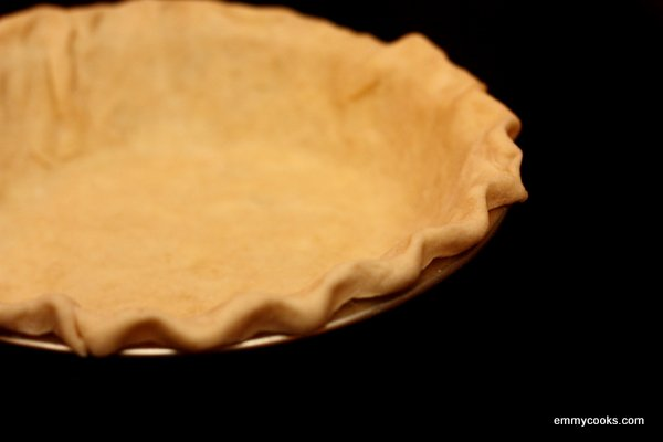 Easy Perfect All-Butter Pie Crust   Emmy Cooks