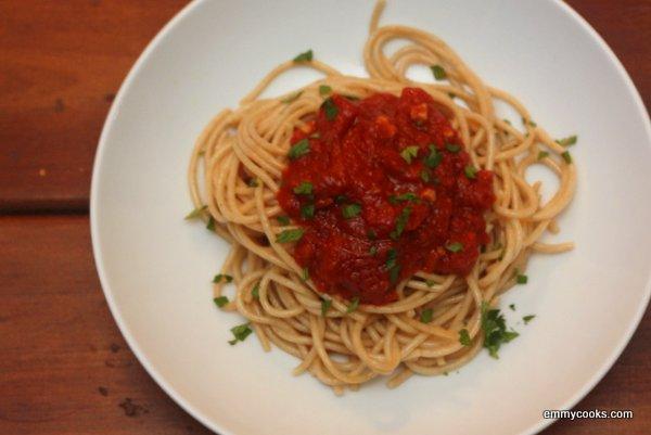 The Best Tomato Sauce